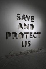 Save and Protect Us, Petr Davydtchenko