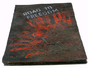 Road To Freedom, cover, 20 pages, Ilse Schreiber-Noll