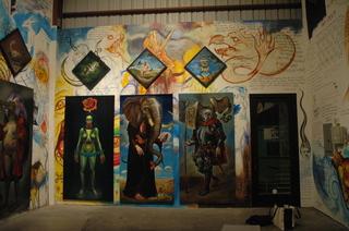 Demoneater Series One Exhibit, Christopher Ulrich