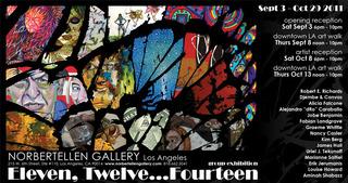 Eleven, Twelve,... Fourteen,