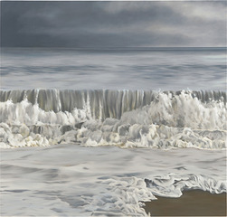 Sea After Storm, April Gornik