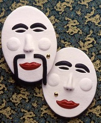Kabuki Duo, George Marlowe