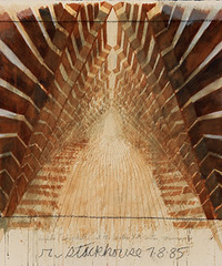 Inside Shiphall - at the Walker Art Center, Minneapolis, Robert Stackhouse