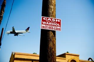 Cash For Your Warhol, San Diego, CA,