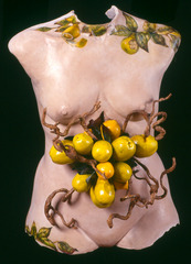 Tattooed Lady: Strange Fruit, TRUNCATED series, Camille Eskell