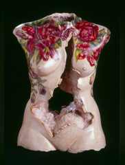 Tattooed Lady: Comin\' Up Roses, TRUNCATED series, Camille Eskell