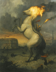 The Sacrifice,Martin Wittfooth
