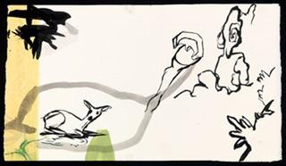 Untitled (Deer), Diane Christiansen