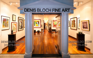 Art Galleries in Los Angeles,Marc Chagall, Joan Miró, Henri Matisse, Andy Warhol, David Hockney, Damien Hirst, Pablo Picasso, Tom Wesselmann