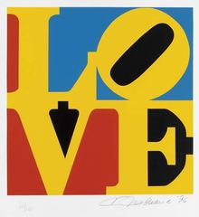 Love,Robert Indiana
