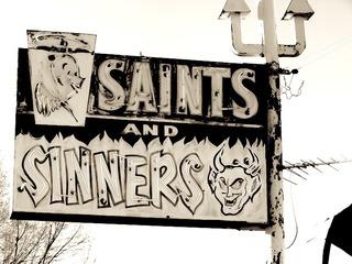 saints & sinners, RICK CASTRO