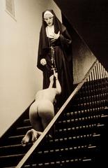 Nun and Nude IV, Robert Mann
