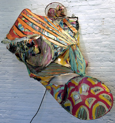 Wall Dress_1, Alan Neider