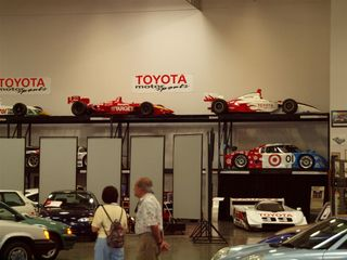 Toyota Museum Art Collection,Jerry Hicks