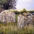 Ab_-_gate_posts__benmore__2005__16_x_20__canvas___240_