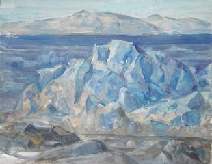 Cezanne\'s Ice, Marcia Clark