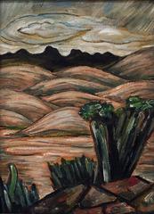 New Mexico Recollections, No. 7, Marsden Hartley