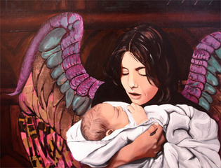 The Passionate Child, Melly Trochez