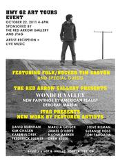 Artist Reception + Live Music Featuring Tim Easton Oct 22, 2011 4pm,