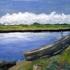 An_-_river_cashen__the__near_the_ferry_bridge__2004__16_x_20__canvas___240_