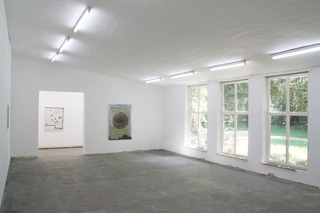 1981, Parkhaus im Malkasten, Düsseldorf,David Ostrowski, Luke Barber-Smith