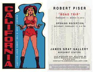 road trip, robert piser