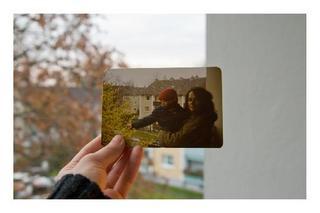 Balcony with Mama, Alexandra Wolkowicz