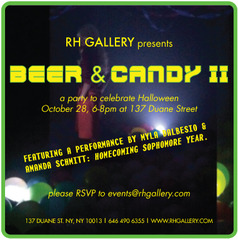 Beer & Candy II, N/A