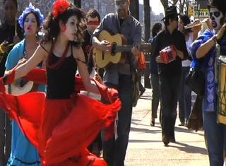 Desfile de la Imaginacíon (Video Still II) , Maria Gaspar