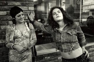Lesbian Couple, Hollywood,