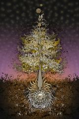 Beautiful Tree I, JT Burke