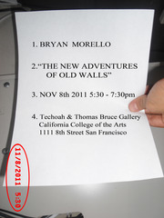 New Adventures of Old Walls, Bryan Morello
