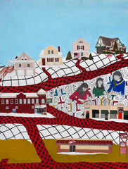 Winter Shipiba Wonderland, Maria Calderon