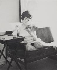 Mom Reading 1 , Judie Bamber