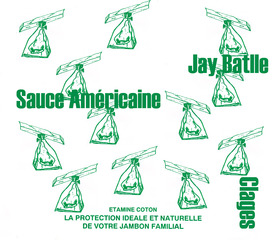 Exhibition Card,Jay Batlle
