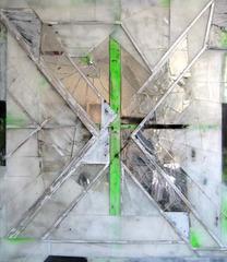 Untitled (Tim Hecker / Green), Jason Gringler