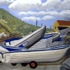 Mm_-_line_of_boats__a__meenogohane__2005__16_x_20__canvas___240_