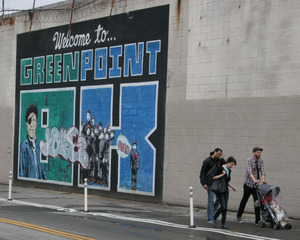 Welcome to Greenpoint, Eugene Hyon