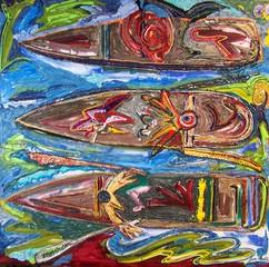 3 Boats, Jose Acosta