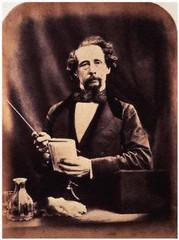 Charles Dickens by (George) Herbert Watkins  ,
