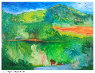 Organic Landscape, An Le