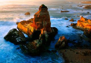 Sea Stack: Montana de Ora, John Chase
