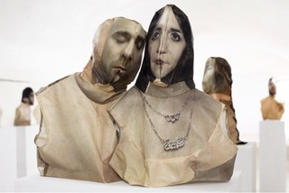 Busts (James & Rocio), Elia Alba