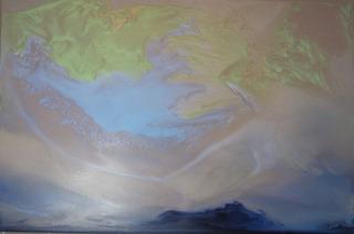 Visualize Blue, Suzan Woodruff