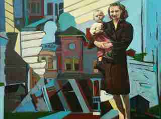 Mother and Me, Loraine Shue-Weber