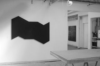 Black Sculpture , Fernando Mastrangelo