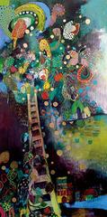 Ladder, Fumiko Toda