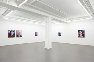 Installation View, Daniel Gordon