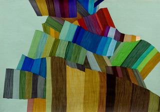 Plateaus Bundled & Piled, Joy Whalen