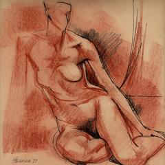 Nude 007, Edward Henrion